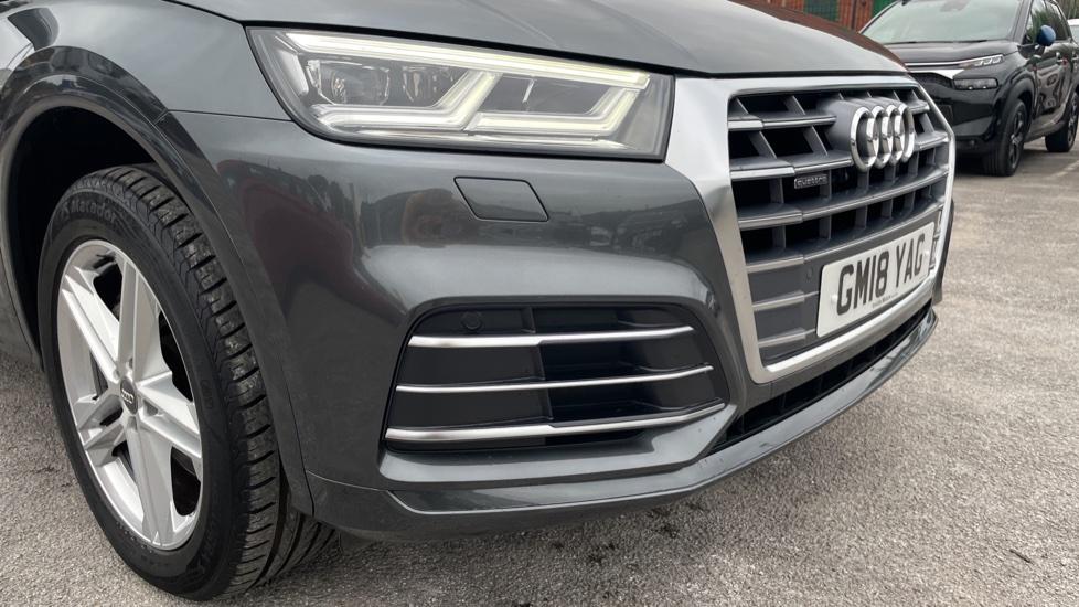 Audi Q5 3.0 TDI Quattro S Line 5dr Tip [Panoramic Glass Roof][Navigation] image 13