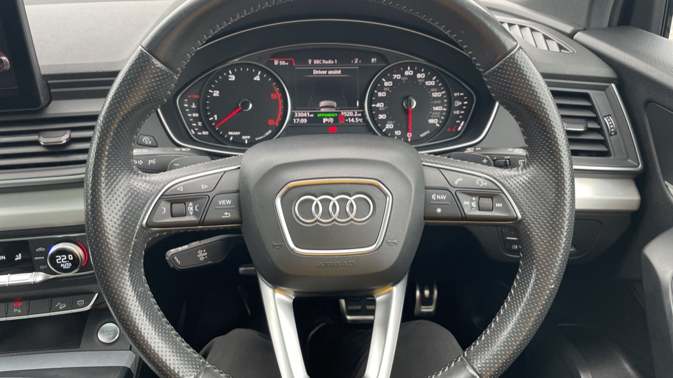 Audi Q5 3.0 TDI Quattro S Line 5dr Tip [Panoramic Glass Roof][Navigation] image 19