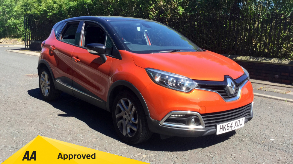 Renault Captur 1.5 dCi 90 Dynamique MediaNav Energy 5dr Diesel Hatchback (2014) at Fiat and Jeep Oldham Motors thumbnail image
