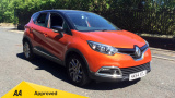 RENAULT CAPTUR DYNAMIQUE MEDIANAV ENERGY DCI S/S HATCHBACK, DIESEL, in ORANGE/BLACK, 2015 - image 0
