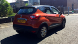 RENAULT CAPTUR DYNAMIQUE MEDIANAV ENERGY DCI S/S HATCHBACK, DIESEL, in ORANGE/BLACK, 2015 - image 3