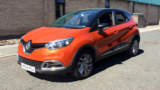 RENAULT CAPTUR DYNAMIQUE MEDIANAV ENERGY DCI S/S HATCHBACK, DIESEL, in ORANGE/BLACK, 2015 - image 8