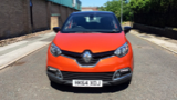 RENAULT CAPTUR DYNAMIQUE MEDIANAV ENERGY DCI S/S HATCHBACK, DIESEL, in ORANGE/BLACK, 2015 - image 9