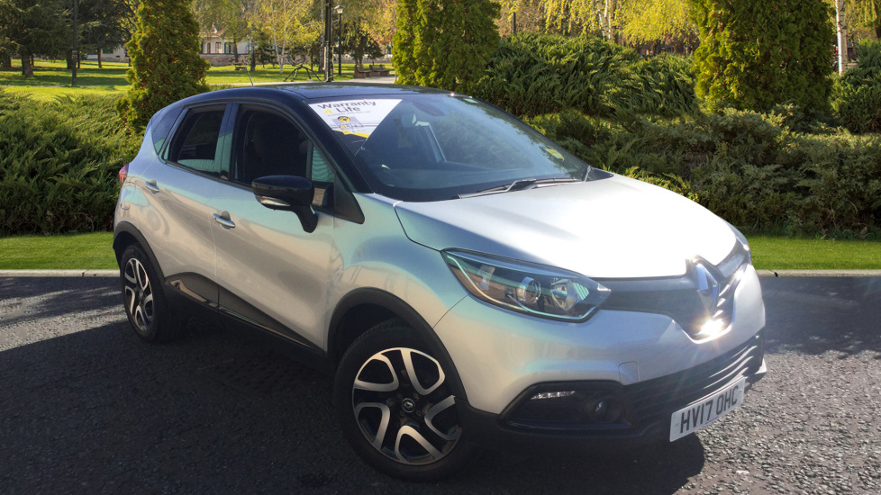 Renault Captur 0.9 TCE 90 Dynamique S Nav 5dr Hatchback (2017) at Oldham Motors Citroen, Fiat and Jeep thumbnail image
