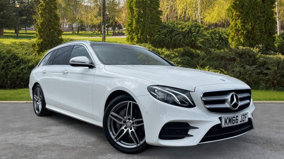 Mercedes-Benz E-Class E220d AMG Line [Premium] 5dr 9G-Tronic [Panoramic Sunroof][Rear Camera] image 1