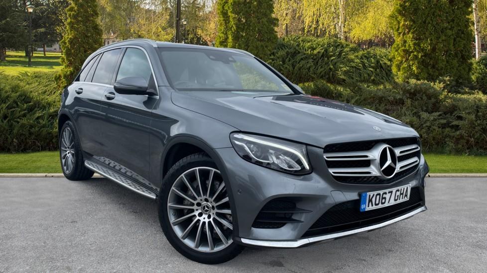 Mercedes-Benz GLC-Class GLC 350d 4Matic AMG Line Premium Plus 5dr 9G-Tronic 3.0 Diesel Automatic Estate (2018) image