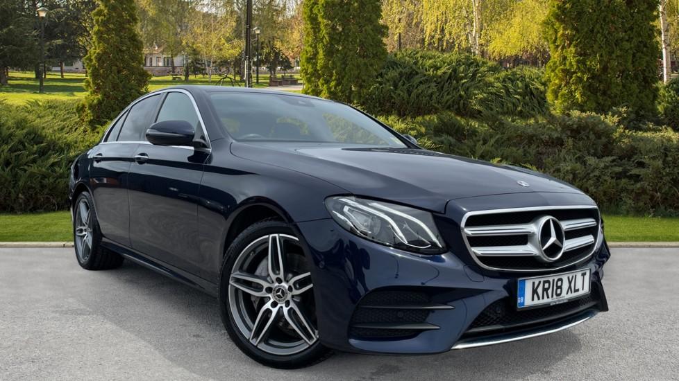 Mercedes-Benz E-Class Saloon E220d 4Matic AMG Line Premium 9G-Tronic [12.3 Command][Heated Seats] 2.0 Diesel Automatic 4 door Saloon (2018) image