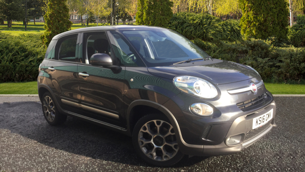 Fiat 500L 1.3 Multijet 95 Trekking 5dr Dualogic - Cruise Control, Bluetooth, Air Conditioning Diesel Automatic Hatchback (2016)