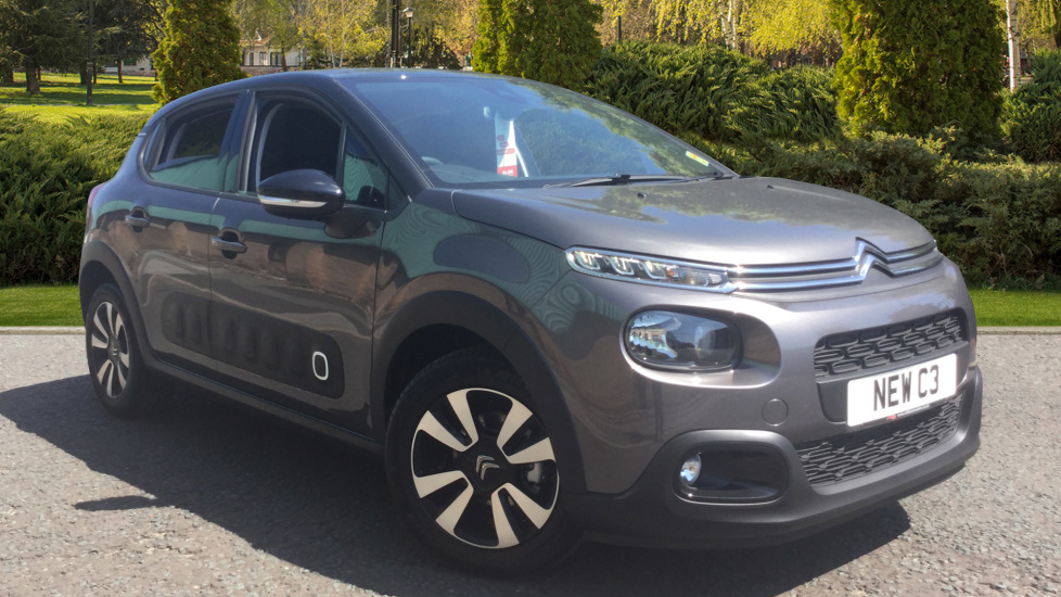 Citroen C3 1.2 PureTech 110 Flair 5 door Hatchback (16MY)