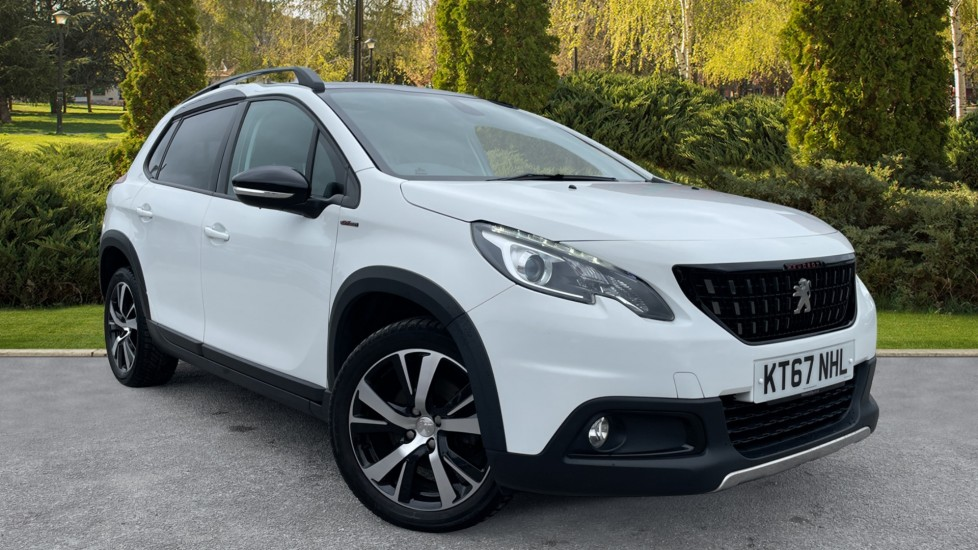 Peugeot 2008 SUV 1.6 BlueHDi 120 GT Line 5dr [Rear Camera][TomTom Navigation] Diesel Estate (2018)