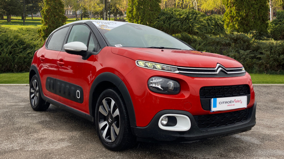 Citroen C3 1.2 PureTech 82 Flair 5dr Hatchback (2018)