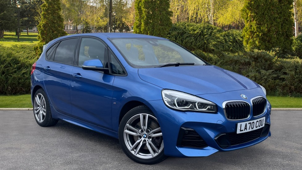 BMW 2 Series Active Tourer 225xe M Sport Auto [Leather Sport Seats][Rear Sensors] 1.5 Petrol/Electric Automatic 5 door Hatchback (2020) image