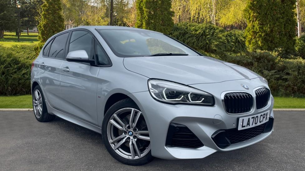 BMW 2 Series Active Tourer 225xe M Sport Auto [Cruise Control][Navigation] 1.5 Petrol/Electric Automatic 5 door Hatchback (2020) image