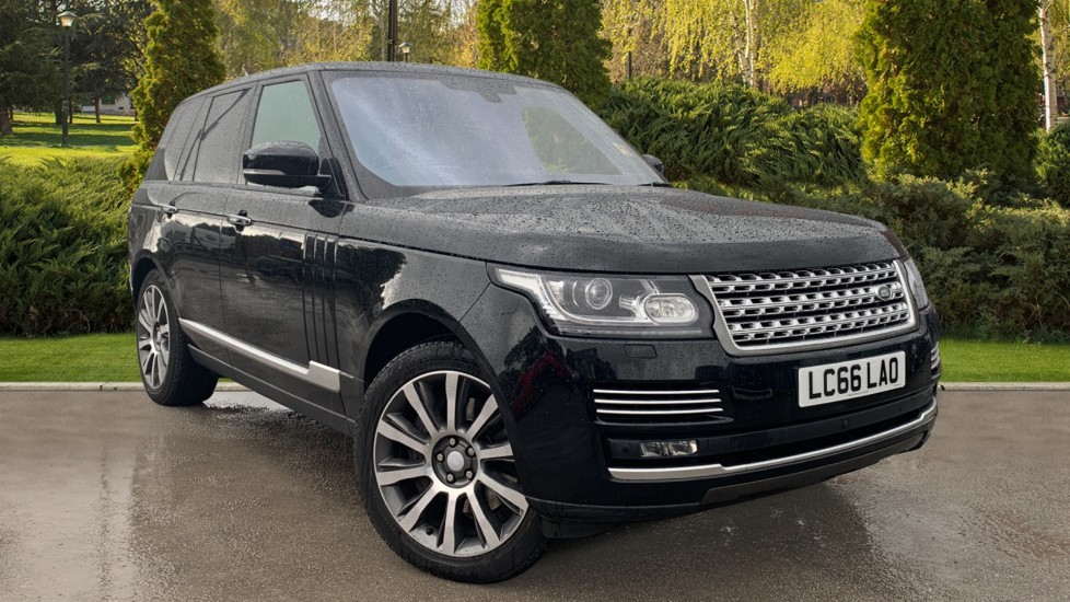 Land Rover Range Rover 4.4 SDV8 Autobiography [Surround Camera System][Panoramic Sliding Roof] Diesel Automatic 5 door 4x4 (2016) image