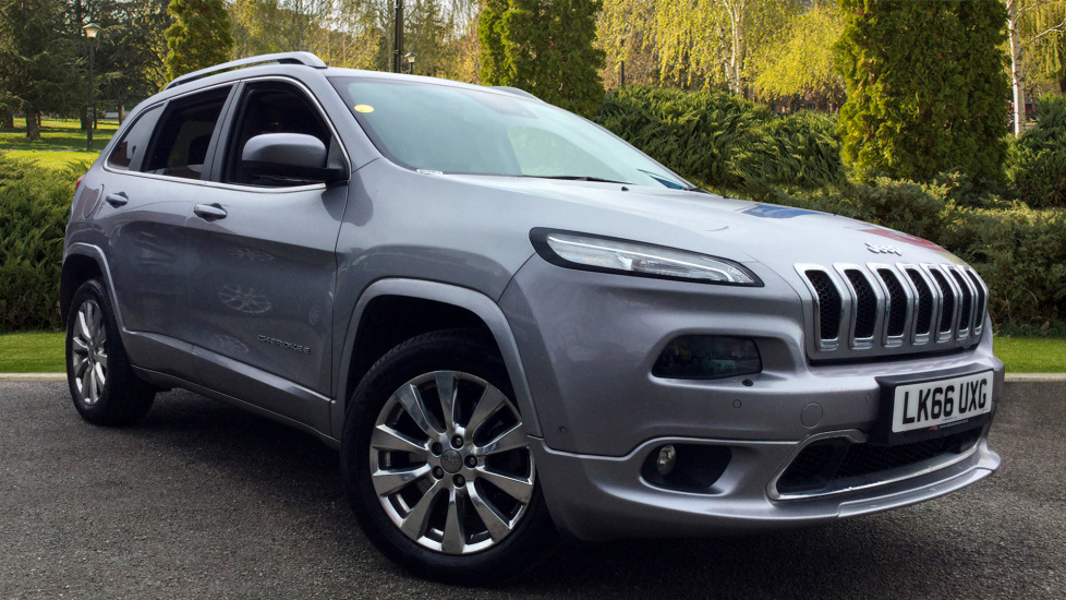 f8a454e364af Jeep Cherokee 2.2 Multijet 200 Overland 5dr Diesel Automatic (2016 ...