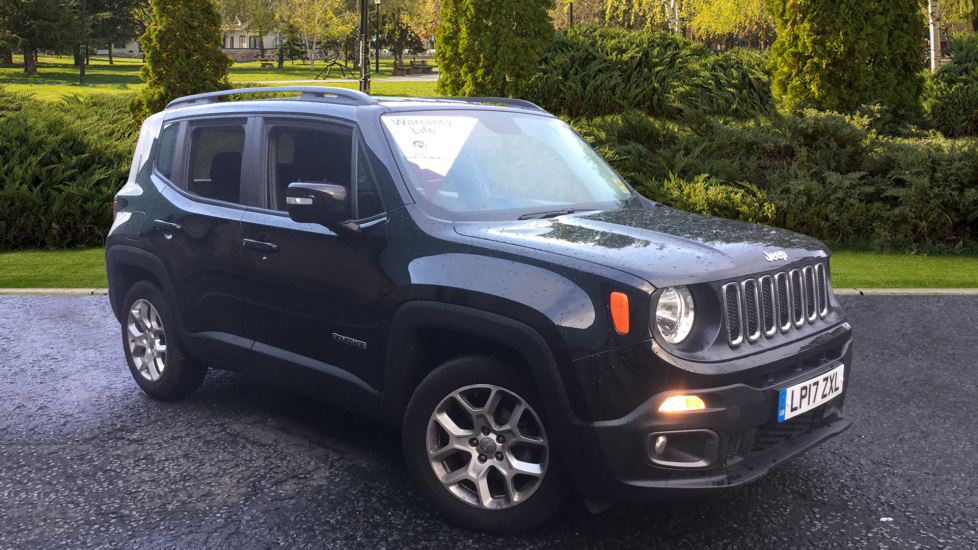 Jeep Renegade 1.4 Multiair Longitude 5dr Hatchback (2017) image