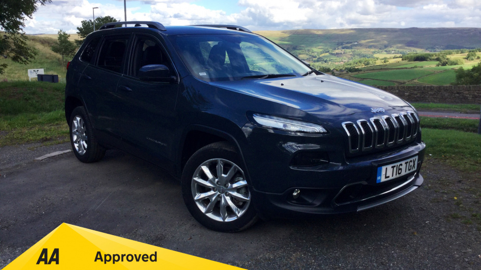 Jeep Cherokee 2.2 Multijet 200 Limited 5dr Diesel Automatic (2014) at Fiat and Jeep Oldham Motors thumbnail image