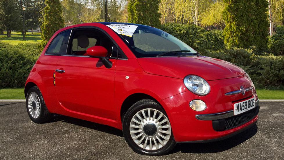 Fiat 500 1.2 Lounge 3dr Hatchback (2009) image