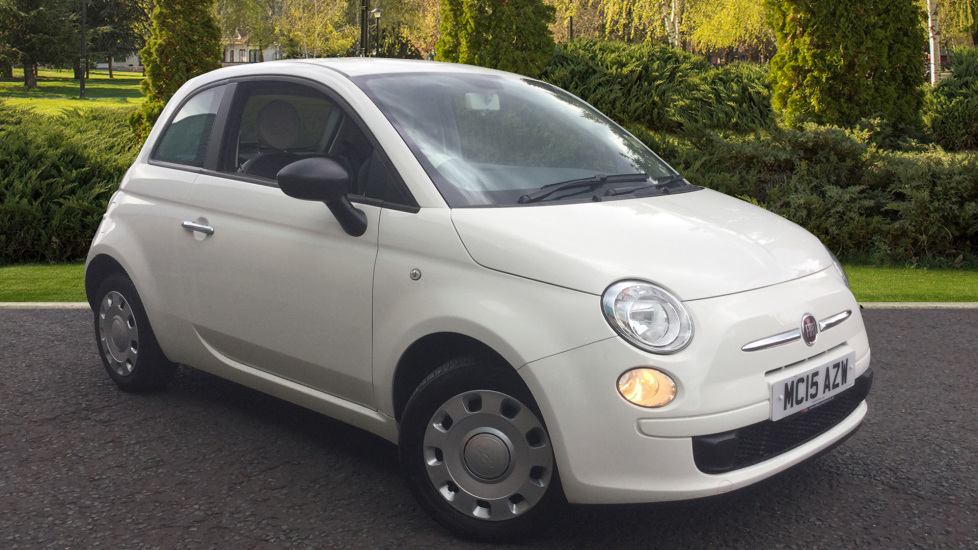 Fiat 500 1.2 Pop [Start Stop] 3 door Hatchback (2015) image