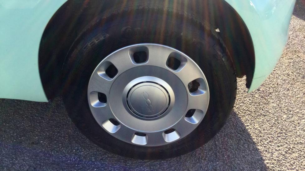 Fiat 500 1.2 Pop - LED Daytime Lights, Multifunction Steering Wheel image 8