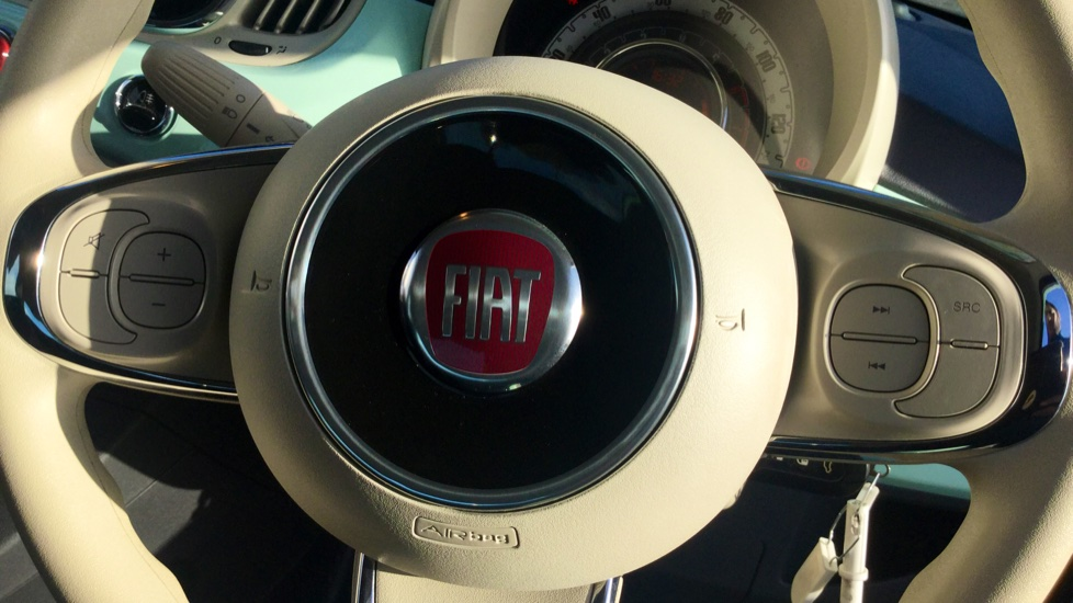 Fiat 500 1.2 Pop - LED Daytime Lights, Multifunction Steering Wheel image 13