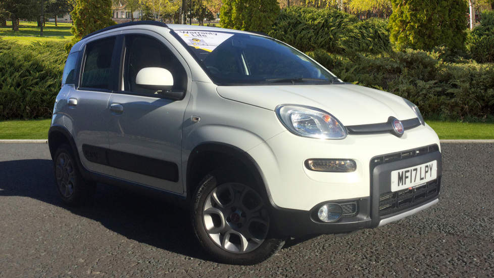 Fiat Panda 4x4 1.3 Multijet [95] 4x4 5dr 1.2 Diesel Hatchback (2017) at Oldham Motors Citroen, Fiat and Jeep thumbnail image