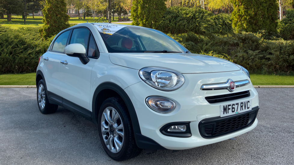 Fiat 500X 1.6 E-torQ Pop Star 5dr Hatchback (2017)