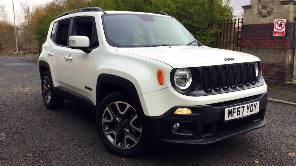 Jeep Renegade 1.6 Multijet Night Eagle II 5dr Diesel Hatchback (2017) image