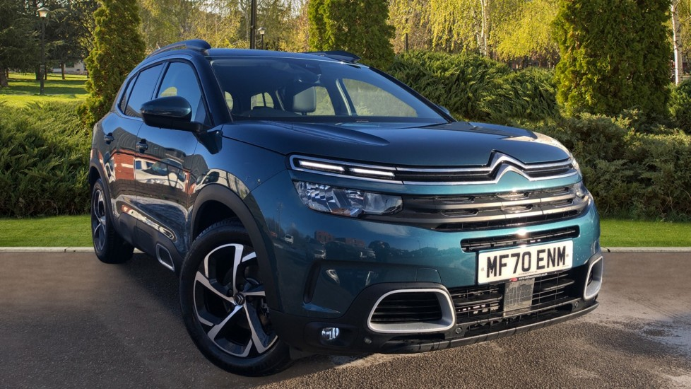 Citroen C5 Aircross SUV 1.2 PureTech 130 Flair 5dr EAT8 Automatic Estate (2020) image