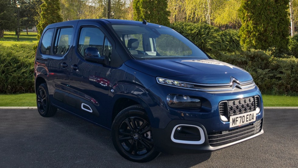 Citroen Berlingo 1.5 BlueHDi 130 Flair EAT8 Diesel Automatic 5 door MPV (2020) image