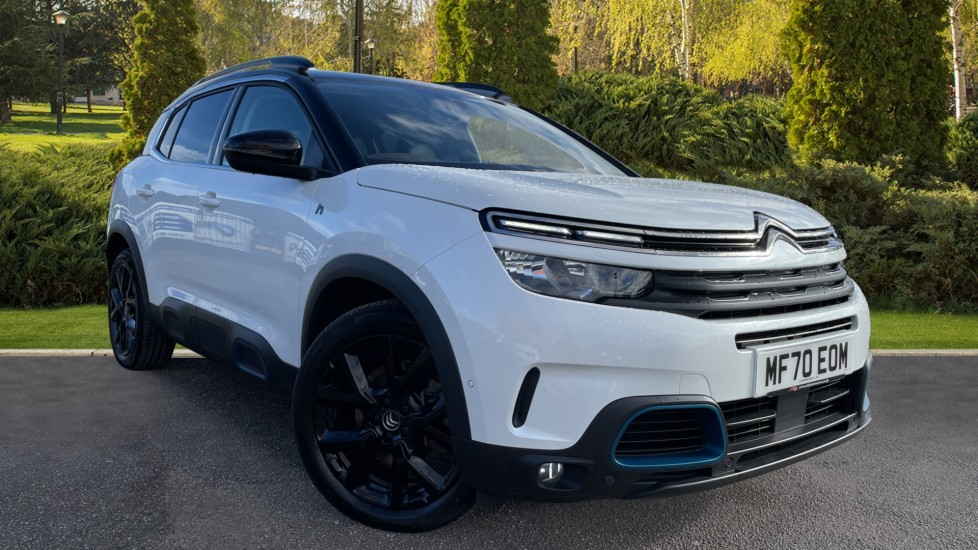 Citroen C5 Aircross SUV 1.6 Plug-in Hybrid 225 Flair Plus 5dr e-EAT8 Petrol/Electric Automatic Estate (2020) image
