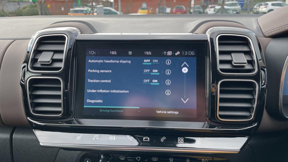 Citroen C5 Aircross SUV 1.6 Plug-in Hybrid 225 Flair Plus 5dr e-EAT8 image 31