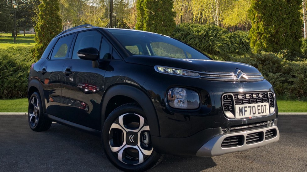 Citroen C3 Aircross SUV 1.2 PureTech 110 Flair 5dr [6 speed] Hatchback (2020) image