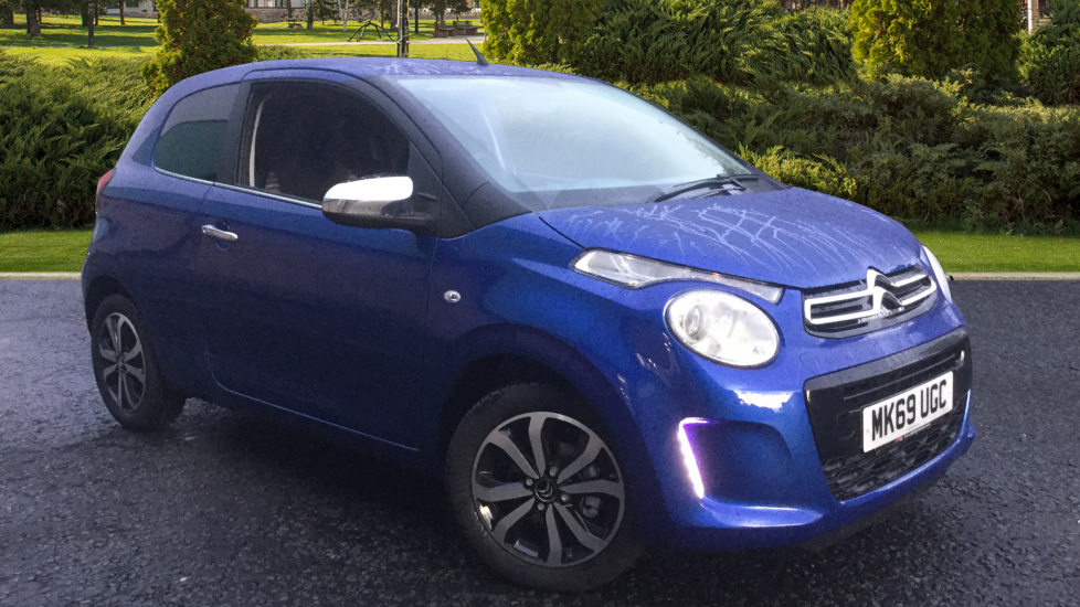 Citroen C1 1.0 VTi 72 Flair 3dr 5 door Hatchback (2019)
