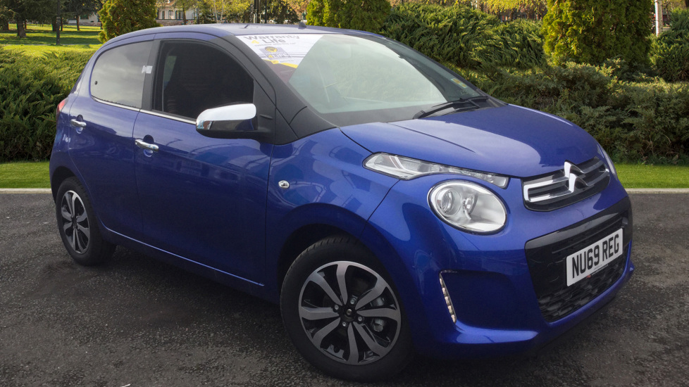 Citroen C1 1.0 VTi 72 Flair 5dr Hatchback (2019) image