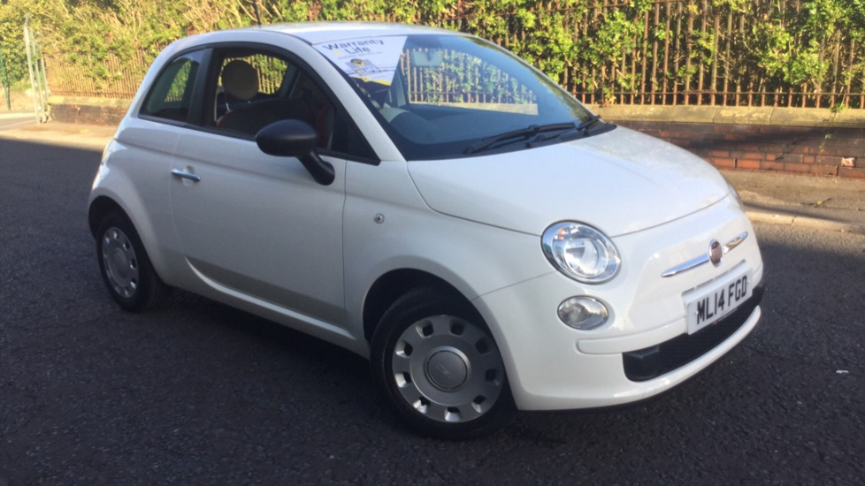 Fiat 500 1.2 Pop [Start Stop] 3 door Hatchback (2014) image