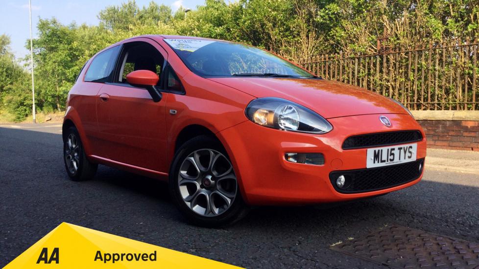 Fiat Punto 1.2 Easy 3dr Hatchback (2015) image