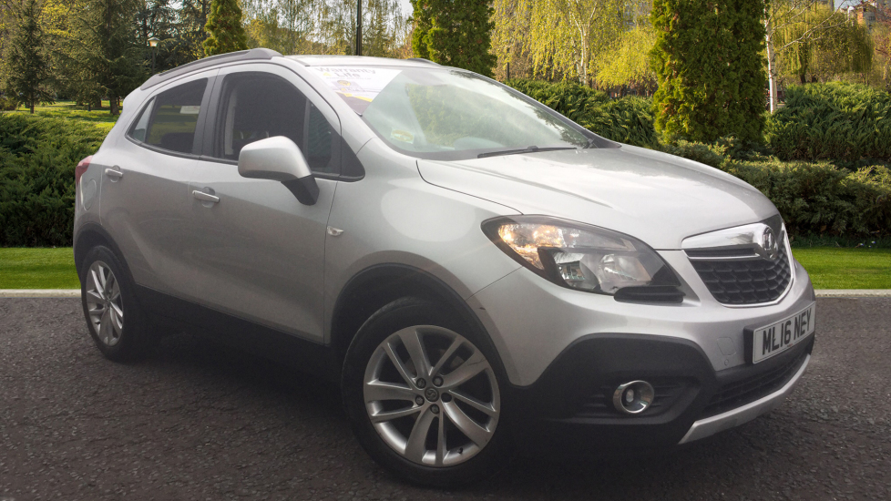 Vauxhall Mokka 1.6 CDTi Tech Line 5dr Diesel Hatchback (2016) at Oldham Motors Citroen, Fiat and Jeep thumbnail image
