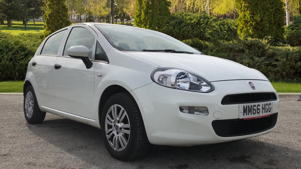 Fiat Punto 1.2 Pop+ 5dr Hatchback (2016)