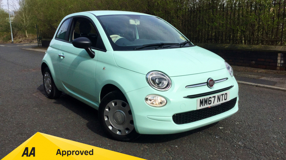Fiat 500 1.2 Pop 3dr Hatchback (2018) image