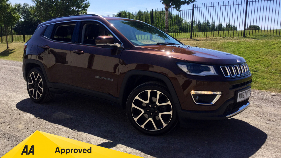 Jeep Compass 1.6 Multijet 120 Limited 5dr [2WD] REDUCED FOR QUICK SALE Diesel (2017) at Fiat and Jeep Oldham Motors thumbnail image