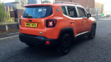 JEEP RENEGADE M-JET TOUGH MUDDER ESTATE, DIESEL, in ORANGE, 2018 - image 3