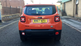 JEEP RENEGADE M-JET TOUGH MUDDER ESTATE, DIESEL, in ORANGE, 2018 - image 4