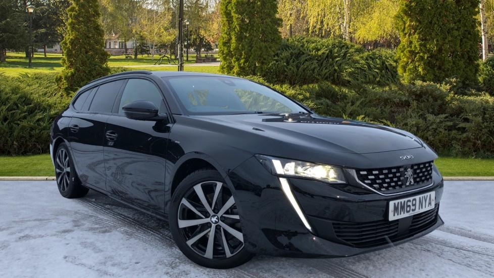 Peugeot 508 1.6 Hybrid GT Line 5dr e-EAT8 Petrol/Electric Automatic Estate (2020) image