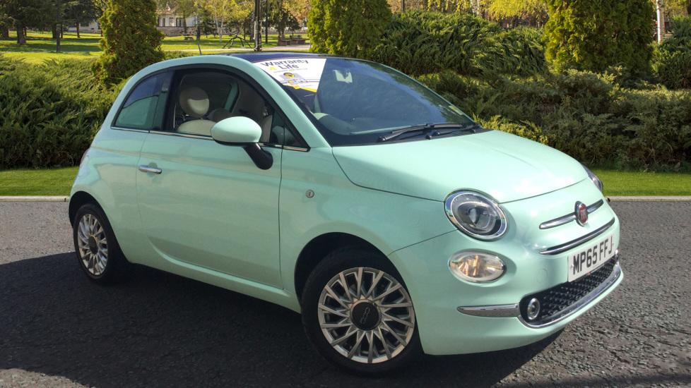 Fiat 500 1.2 Lounge 3dr Hatchback (2015) image