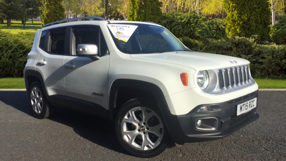 Jeep Renegade 2.0 Multijet Limited 5dr 4WD Diesel Hatchback (2017) image