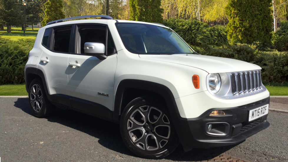 Jeep Renegade 1.6 Multijet Limited 5dr Diesel Hatchback (2015) image
