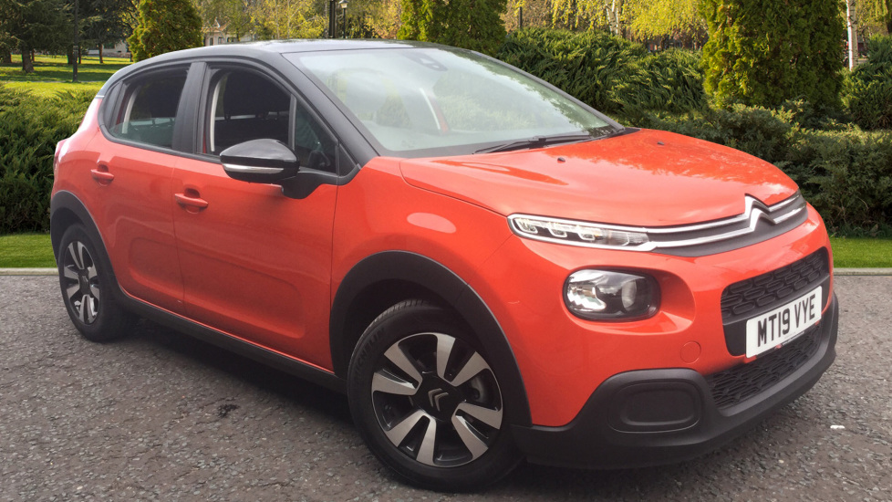 Citroen C3 1.2 PureTech 82 Feel 5dr Hatchback (2019) at Oldham Motors Citroen, Fiat and Jeep thumbnail image