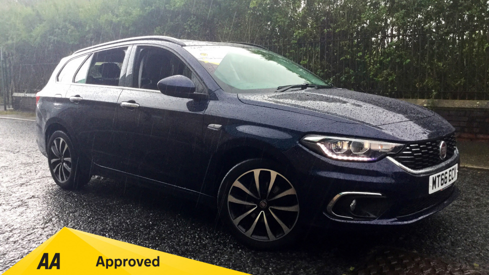 Fiat Tipo 1.4 T-Jet [120] Lounge 5dr (2016) image