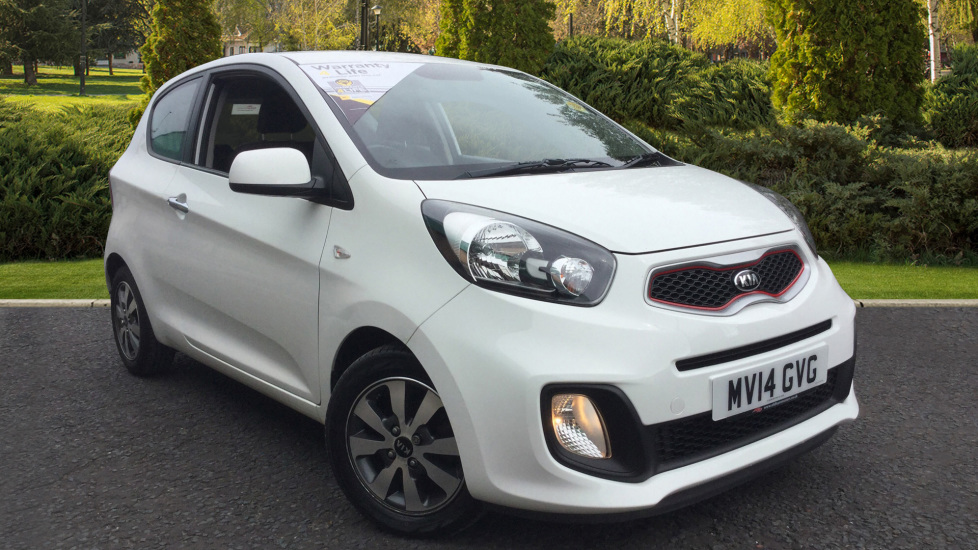 Kia Picanto 1.0 VR7 3dr Hatchback (2014) at Oldham Motors Citroen, Fiat and Jeep thumbnail image